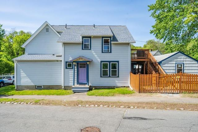 15 Nonotuck Street, Northampton, MA 01062 (MLS #72505739) :: Vanguard Realty