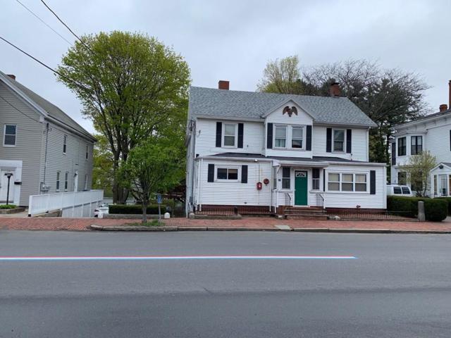 45 Washington Street, Peabody, MA 01960 (MLS #72505885) :: Exit Realty