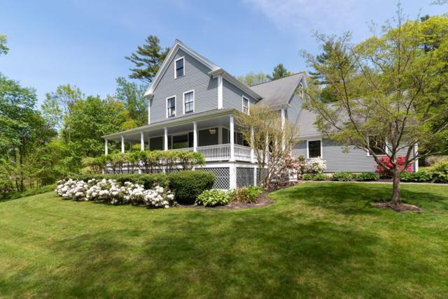 53 Booth Hill Road, Scituate, MA 02066 (MLS #72505908) :: The Muncey Group