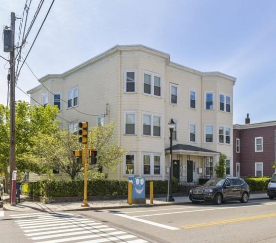 49 Temple Street #3, Somerville, MA 02145 (MLS #72505923) :: Team Patti Brainard