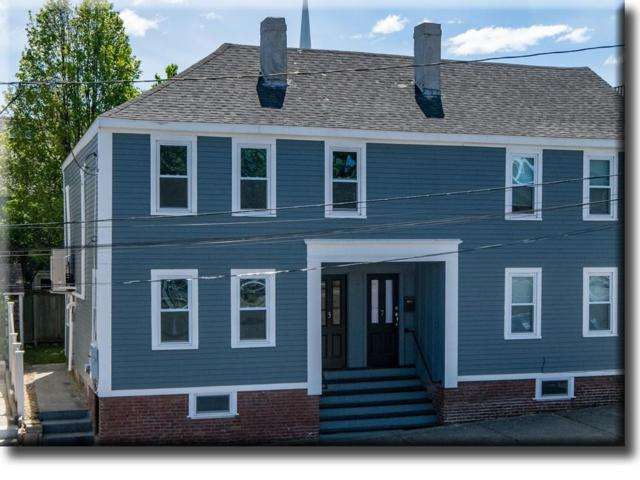5 Summer Street #2, Newburyport, MA 01950 (MLS #72505945) :: Westcott Properties