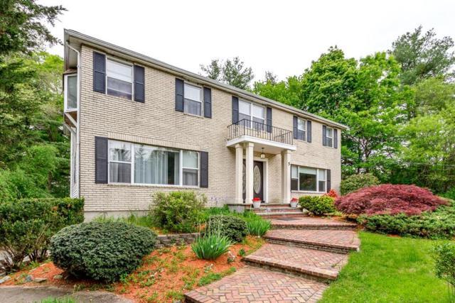 5 Mallard Drive, Sharon, MA 02067 (MLS #72506047) :: Spectrum Real Estate Consultants