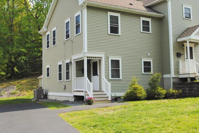 258 Linden #258, Needham, MA 02492 (MLS #72506090) :: The Gillach Group