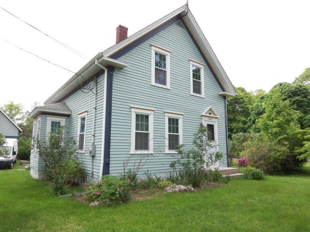 7 Pleasant Street, Freetown, MA 02702 (MLS #72506162) :: The Russell Realty Group