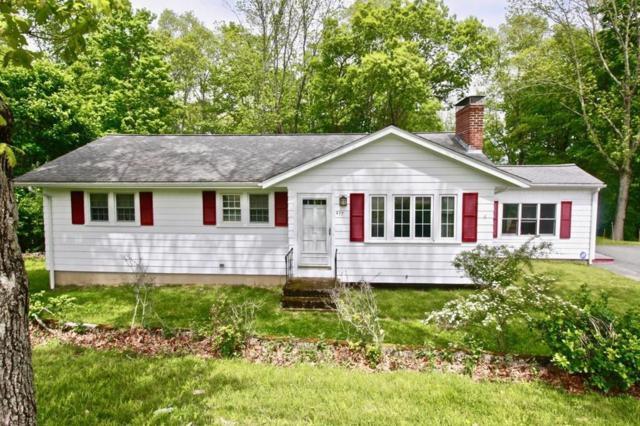 437 Cental Street, Avon, MA 02322 (MLS #72506241) :: Spectrum Real Estate Consultants