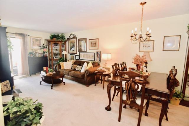 1197 Grafton Street #54, Worcester, MA 01604 (MLS #72506278) :: Vanguard Realty