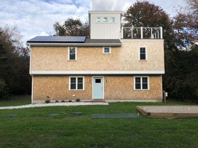 32 Pleasant View Drive, Little Compton, RI 02837 (MLS #72506288) :: Spectrum Real Estate Consultants