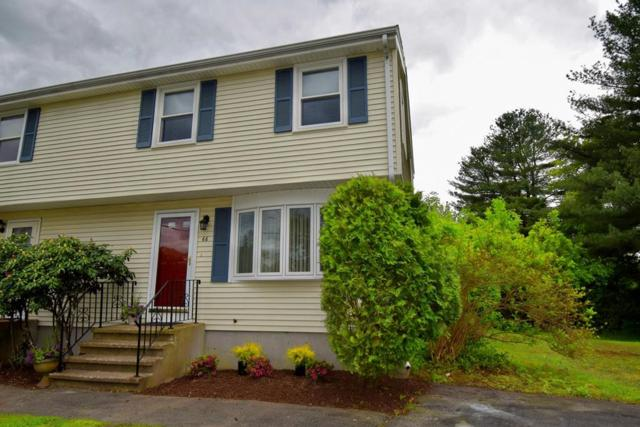 66B Indian Meadow Dr 66B, Taunton, MA 02780 (MLS #72506313) :: Exit Realty
