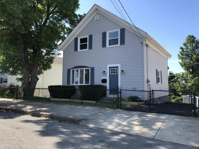 131 Jepson St, Fall River, MA 02723 (MLS #72506398) :: ERA Russell Realty Group