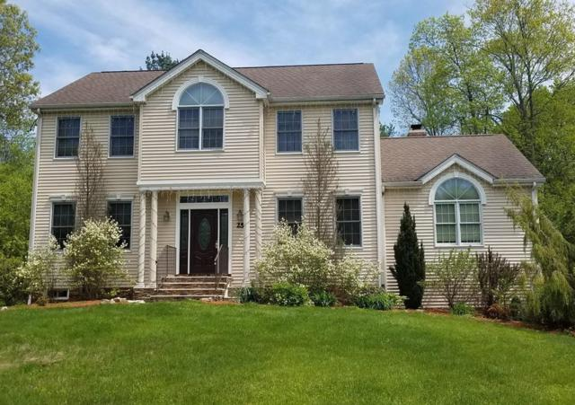25 Old Worcester Rd, Charlton, MA 01507 (MLS #72506413) :: Mission Realty Advisors