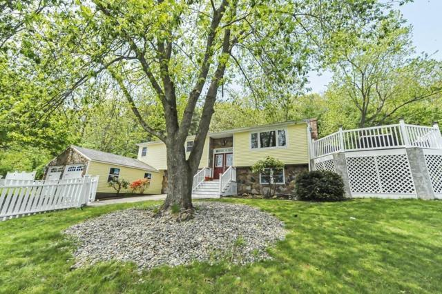 7 Lowman Circle, Peabody, MA 01960 (MLS #72506455) :: Exit Realty
