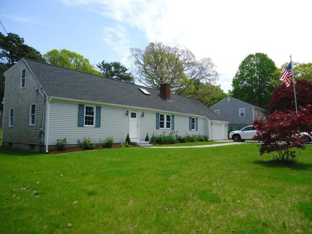 8 Dogwood Drive, Yarmouth, MA 02664 (MLS #72506558) :: The Russell Realty Group