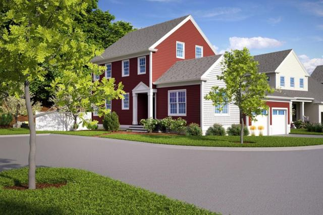 521 Colony Pl #13, Plymouth, MA 02360 (MLS #72506569) :: The Gillach Group