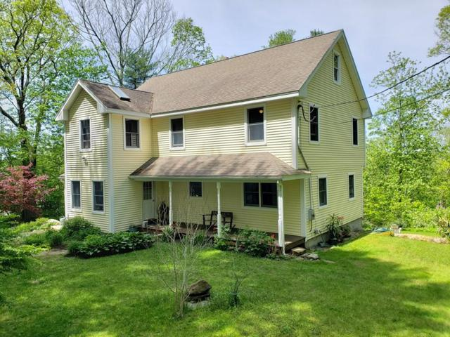 24 Old Wine Rd, New Braintree, MA 01531 (MLS #72506577) :: AdoEma Realty