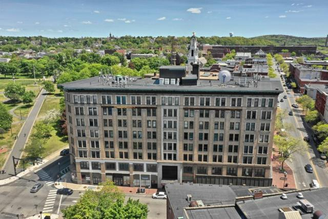 11 Lawrence Street #606, Lawrence, MA 01840 (MLS #72506586) :: AdoEma Realty