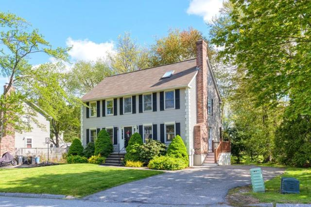 5 Ruby Circle, Haverhill, MA 01835 (MLS #72506872) :: Exit Realty