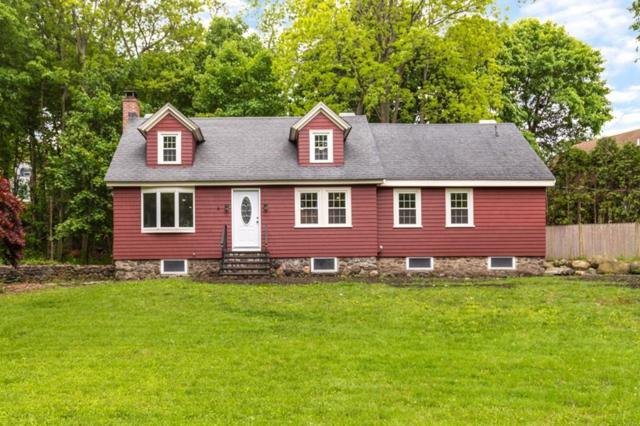 58 Brook St, Wakefield, MA 01880 (MLS #72507025) :: The Russell Realty Group