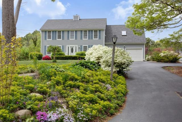 44 North Ockway Rd, Falmouth, MA 02536 (MLS #72507574) :: Exit Realty