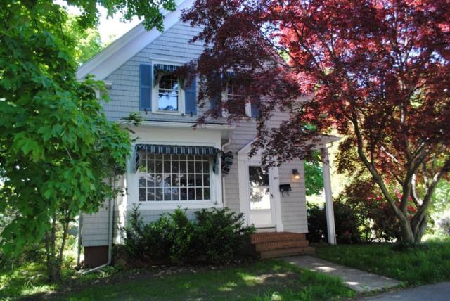 601 Ash Street, Brockton, MA 02301 (MLS #72507666) :: The Russell Realty Group