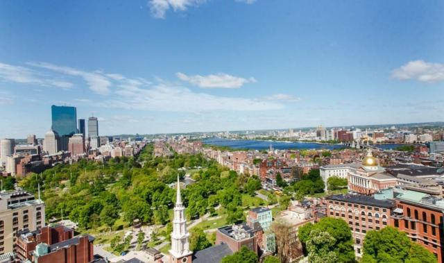 45 Province St #2901, Boston, MA 02108 (MLS #72507748) :: The Russell Realty Group