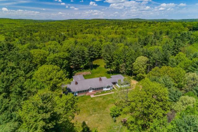 155 Williamsville Rd, Hubbardston, MA 01452 (MLS #72507900) :: Kinlin Grover Real Estate