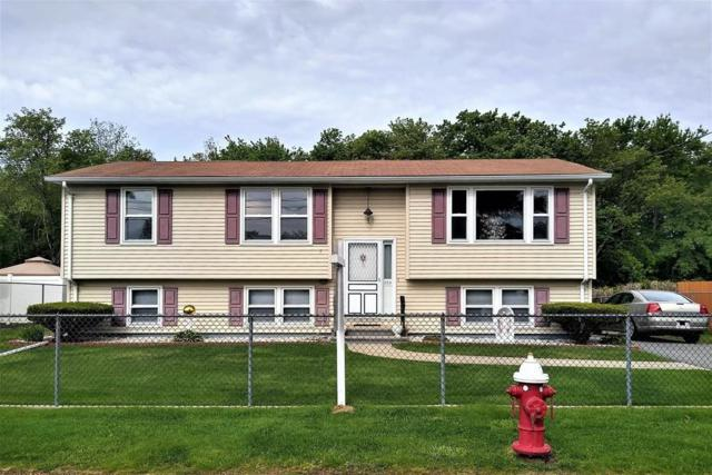205 Doreen St, New Bedford, MA 02745 (MLS #72507911) :: The Russell Realty Group