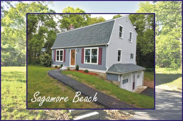 16 Homestead Road, Bourne, MA 02562 (MLS #72508120) :: Westcott Properties
