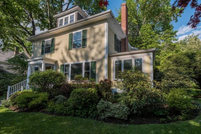 135 Lincoln Ave, Amherst, MA 01002 (MLS #72508149) :: Kinlin Grover Real Estate