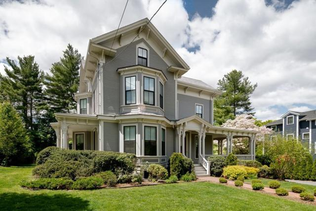 73 Herrick Road, Newton, MA 02459 (MLS #72508172) :: DNA Realty Group