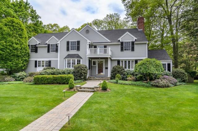 68 Lowell Road, Wellesley, MA 02481 (MLS #72508206) :: Compass