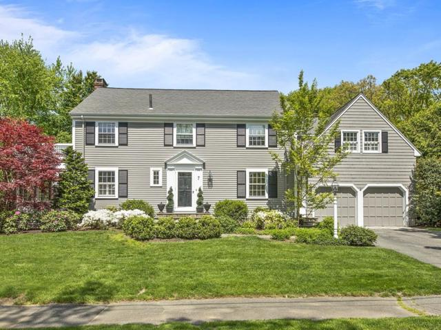 7 Stanford Rd, Wellesley, MA 02481 (MLS #72508231) :: Compass