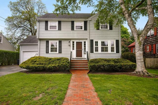 42 Pickwick Rd, Marblehead, MA 01945 (MLS #72508419) :: The Russell Realty Group