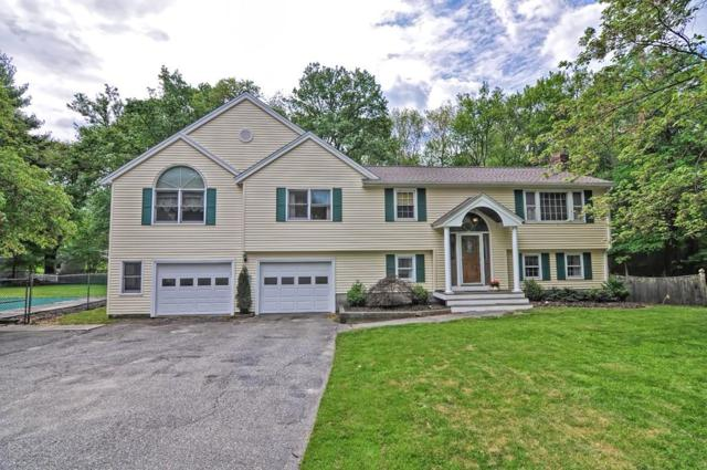10 Greenview Dr, Holliston, MA 01746 (MLS #72508650) :: Apple Country Team of Keller Williams Realty