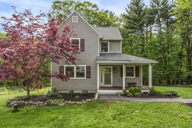 72 Elm Ridge Road, Stow, MA 01775 (MLS #72508838) :: Kinlin Grover Real Estate