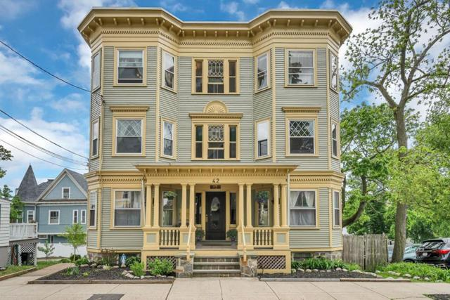 42 Nichols, Chelsea, MA 02150 (MLS #72508844) :: The Russell Realty Group