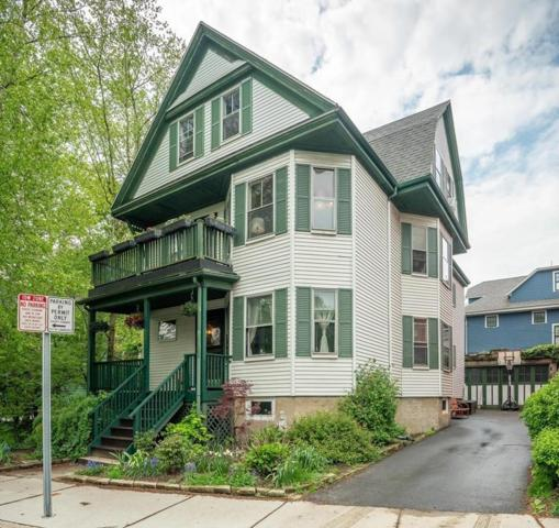 324 Huron Ave, Cambridge, MA 02138 (MLS #72508917) :: Trust Realty One