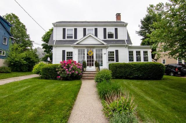 37 Robbins Rd, Watertown, MA 02472 (MLS #72509353) :: Lauren Holleran & Team