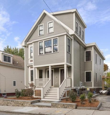 21 Elmwood Street #1, Somerville, MA 02144 (MLS #72509443) :: AdoEma Realty