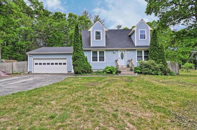 26 Meaghan Circle #26, Taunton, MA 02718 (MLS #72509468) :: Westcott Properties