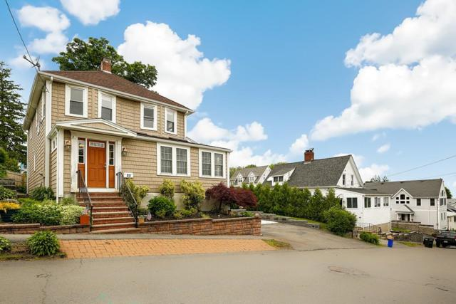 16 Brunswick St, Quincy, MA 02171 (MLS #72509545) :: Kinlin Grover Real Estate