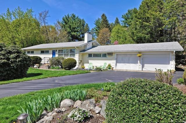22 Winchester Drive, Lexington, MA 02420 (MLS #72509631) :: Trust Realty One