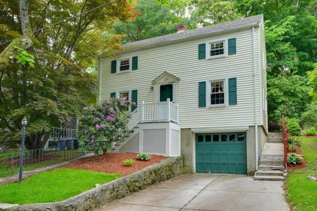 127 Gloucester Street, Arlington, MA 02476 (MLS #72509750) :: Exit Realty