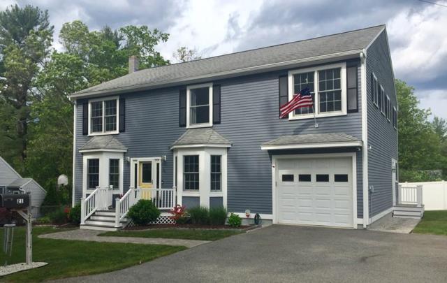 21 Wisconsin Rd, Tewksbury, MA 01876 (MLS #72509855) :: Primary National Residential Brokerage