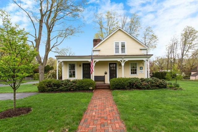 891 Longmeadow Street, Longmeadow, MA 01106 (MLS #72509895) :: Kinlin Grover Real Estate