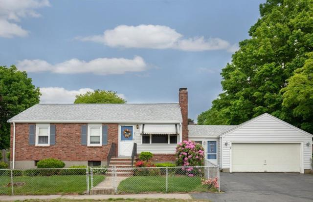 25 Cain Avenue, Braintree, MA 02184 (MLS #72510110) :: Sousa Realty Group