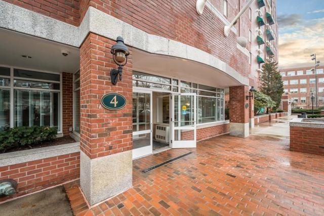4 Canal Park #608, Cambridge, MA 02141 (MLS #72510375) :: DNA Realty Group