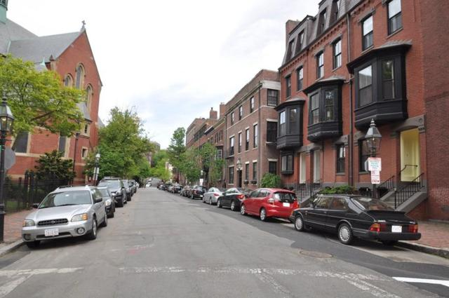 160 Mt Vernon St, Boston, MA 02108 (MLS #72510873) :: The Russell Realty Group