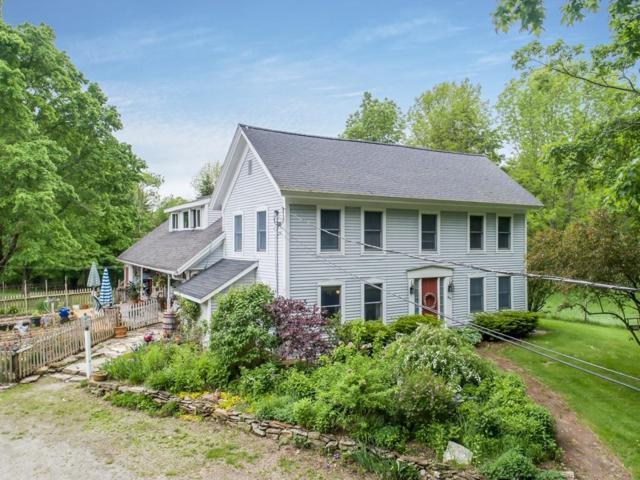 89 Brookfield Rd, Charlton, MA 01507 (MLS #72510890) :: The Russell Realty Group