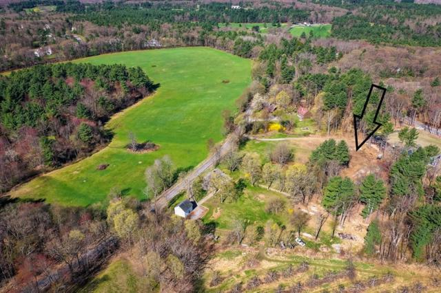 LOT 1C Old Bay Rd., Bolton, MA 01740 (MLS #72511180) :: The Russell Realty Group