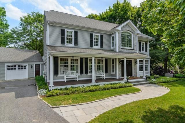 77 Benvenue Street, Wellesley, MA 02482 (MLS #72511366) :: Kinlin Grover Real Estate